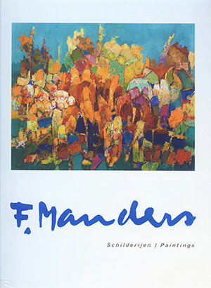Schilderijen/Paintings Frans Manders