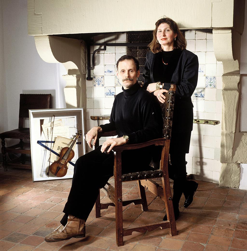 Gerrie en Henri Bol