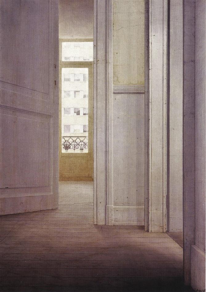 Wiltcher's Memory, 140x100, olieverf op doek
